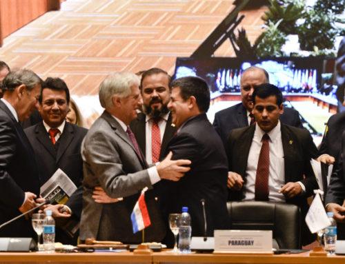Uruguay asume la Presidencia Pro Tempore del Mercosur