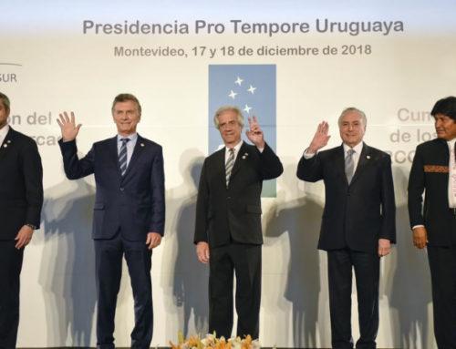 Cumbre de Mercosur cierra con acuerdos y compromisos en cooperación, educación y seguridad en zonas fronterizas
