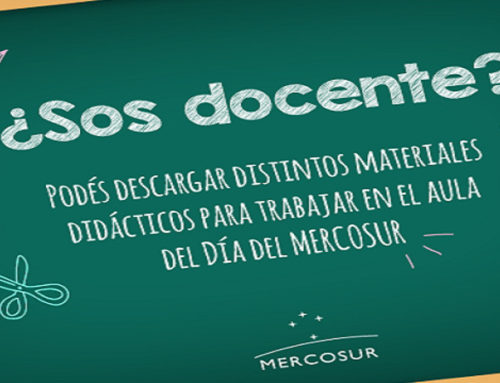 "Día del Mercosur: ""Compartir un mate, compartir culturas"""
