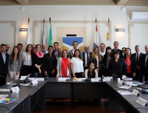 Mercociudades define en Montevideo medio centenar de actividades a desarrollar en 2019