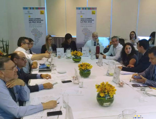 Direção Executiva de Mercocidades se reunirá durante o Bureau Executivo de CGLU