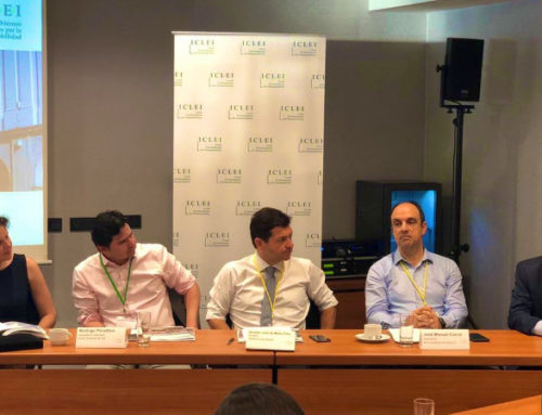 Córdoba comparte acciones de sostenibilidad urbana en conferencia mundial sobre resiliencia