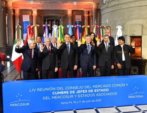 Concluye Cumbre del Mercosur en Santa Fe