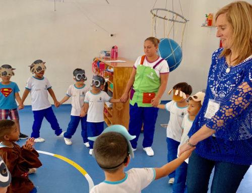San Justo e Medellín trocam experiências de Educação