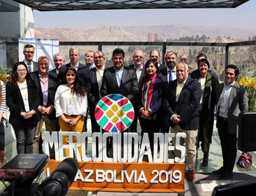 Declaración del Consejo de Mercociudades en La Paz