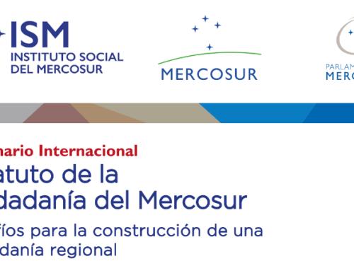 Seminario Internacional debate la Ciudadanía Regional en el Mercosur