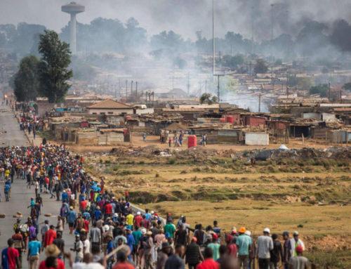 Declaración de Mercociudades ante los ataques contra migrantes en Sudáfrica