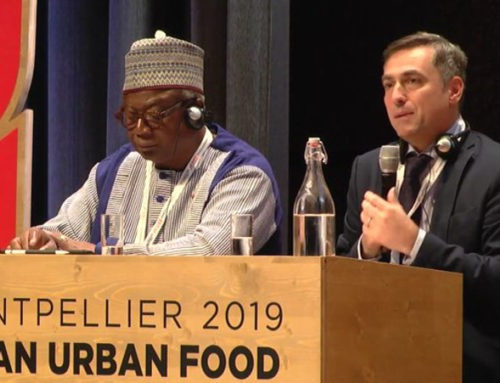 Vicepresidente de Gobernanza de Mercociudades participa en debate sobre soberanía alimentaria en Milán