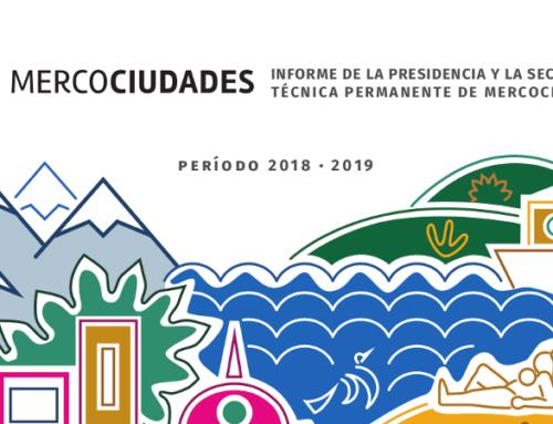 Informe anual de Mercociudades se presentará en la Cumbre en Asunción