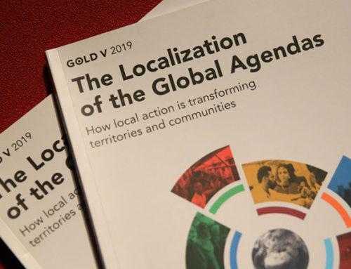 Informe mundial sobre localización de las agendas globales