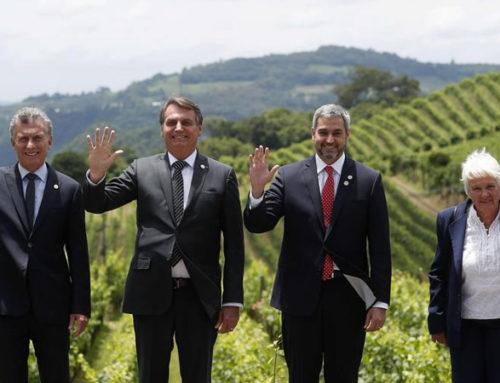 55ª Cumbre de Mercosur en Brasil