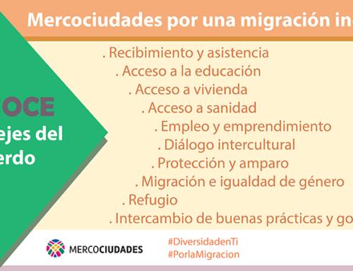 No dia dos migrantes reafirmamos o nosso compromisso por uma migração inclusiva e respeitadora da diversidade