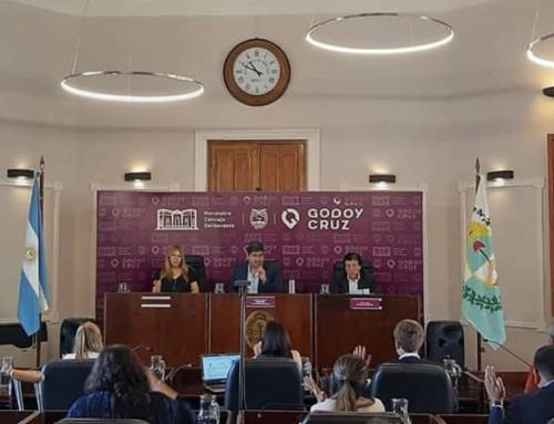 Godoy Cruz transversaliza la perspectiva ambiental en su gestión