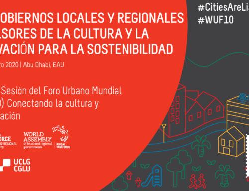 Mercociudades presente en el 10º Foro Urbano Mundial en Abu Dhabi