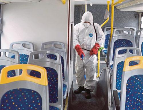 Seminarios web: ¿Cómo gestionar el transporte público en la pandemia del COVID-19?