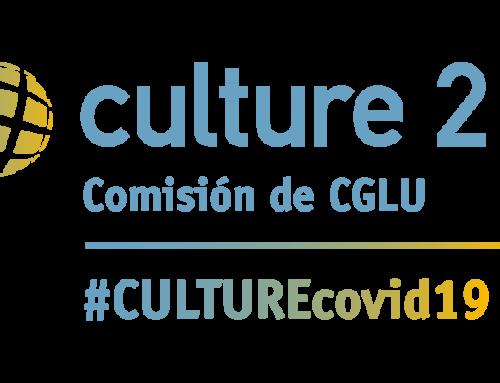 La movilización cultural de las ciudades en la crisis del COVID-19