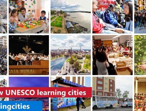 Mercociudades firma acuerdo con la Red Mundial de Ciudades del Aprendizaje