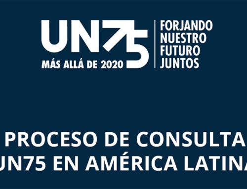 Publicación sobre la consulta UN75 en América Latina