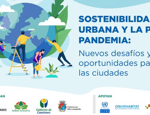 Mercociudades abordará la sostenibilidad urbana y la resiliencia