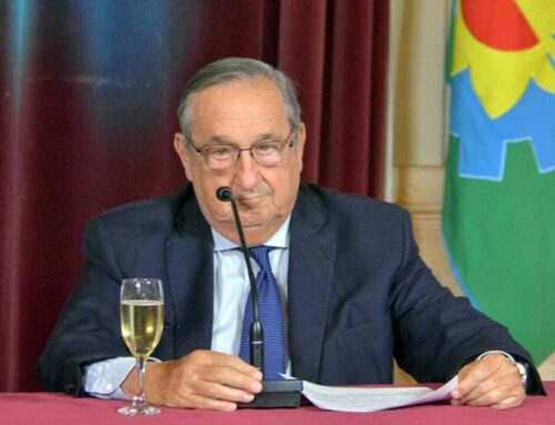 Mensaje de fin de año, presidente de Mercociudades e intendente de Tandil, Miguel Lunghi