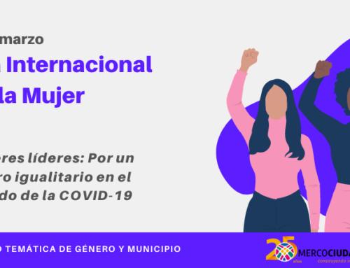 Mercociudades en el Día Internacional de la Mujer