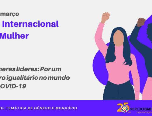 Mercocidades no Dia Internacional da Mulher