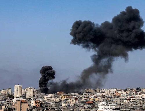 Declaración de Mercociudades, ante la escalada de violencia entre Israel y Palestina