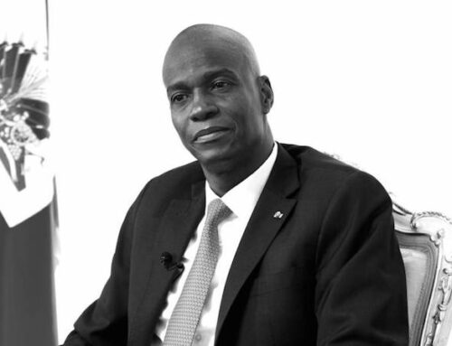 Comunicado ante el asesinato del presidente haitiano, Jovenel Moïse