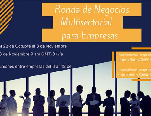 Convocatoria para participar de la ronda de negocios multisectorial de Mercocociudades